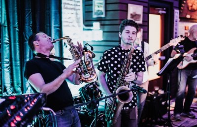 Jazz Night 2 by Friesen Photography