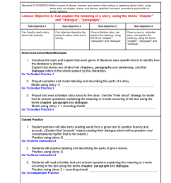Georgia Lesson Plans ELAGSE3RL5 – ELA 3rd Grade (5 Lesson Plans) –  ShopDollar.com: Online Shopping for Teachers Saving on Classroom Supplies [ 2200 x 1700 Pixel ]