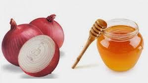 Cách trị ho bằng hành tây và mật ong