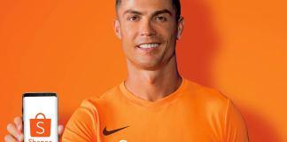 Ronaldo Goyang Shopee