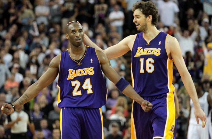 Tim Terbaik yang Membuat Kobe Bryant Makin Bersinar