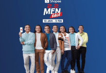 Shopee 2.2 Men Sale Didi Kempot
