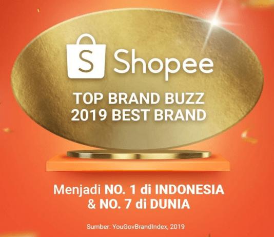 Shopee E-Commerce nomor 1