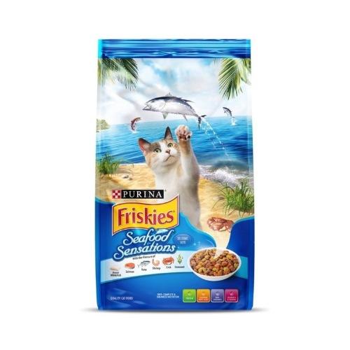 อาหารแมว-Friskies