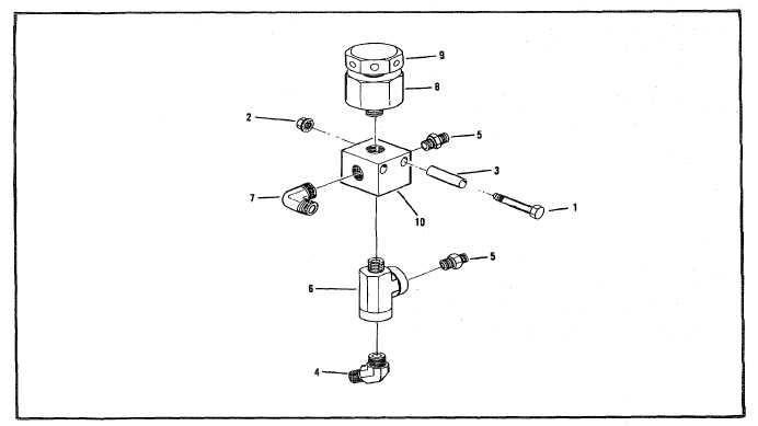 Figure 8-9. Rupture Disc Assembly
