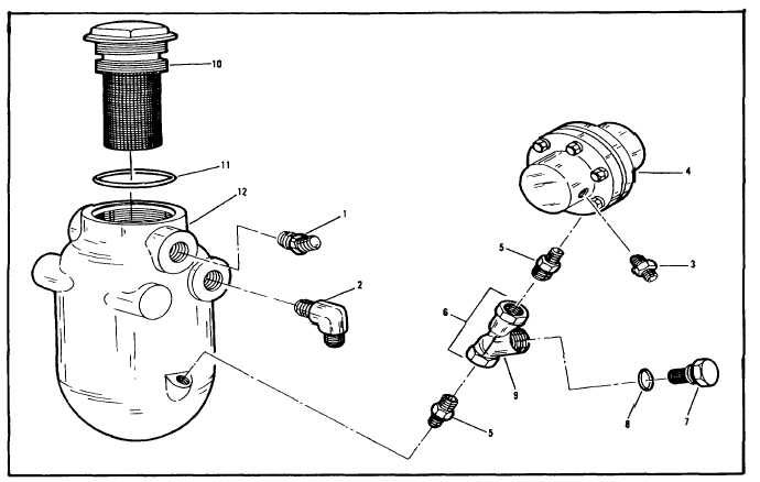 Figure 8-23. Third Stage Trap Assembly