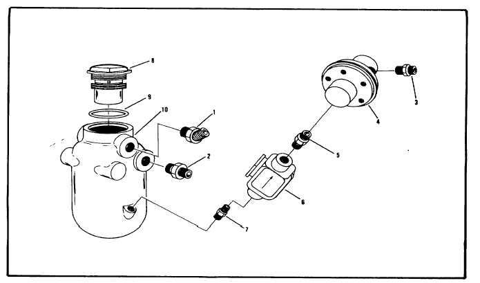 Figure 8-24. Accumulator Assembly