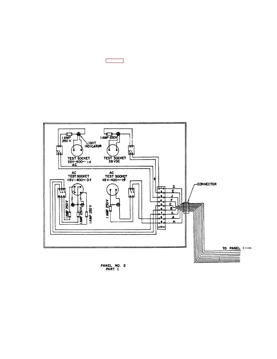 Figure 8. Wiring diagram, shop set C-8.