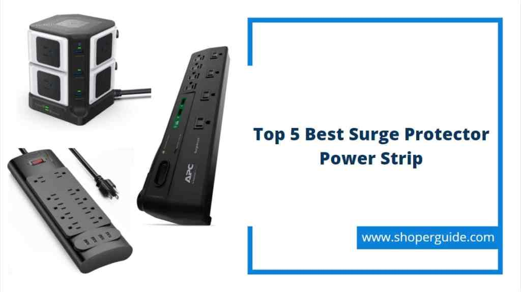 best surge protector power strip