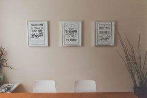 work office wall decor ideas