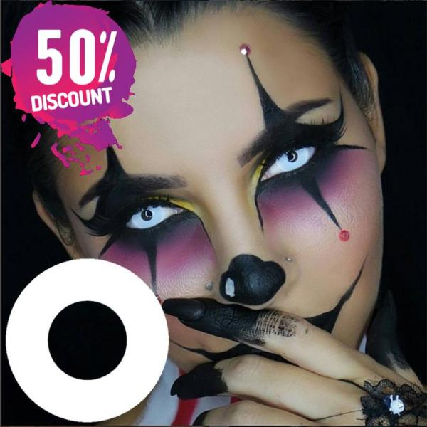 Halloween Cosplay Colored Eye Contact Lenses for Anime Eyes Eye Contact Lenses FREE SHIPPING 7