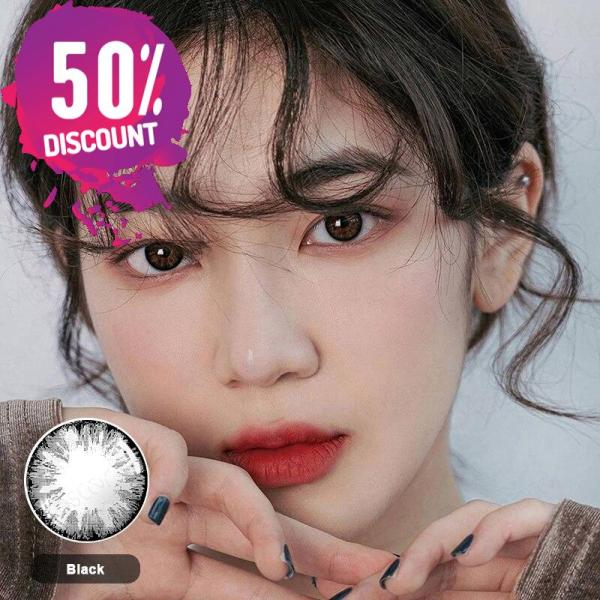 Glitter Colored Eye Contact Lenses for a Beautiful Sparkling Look-Premium Quality Eye Contact Lenses FREE SHIPPING 5