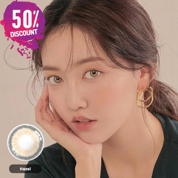 3 Tones Gleam Colored Eye Contact Lenses For a Soft Creamy Look Eye Contact Lenses FREE SHIPPING 5
