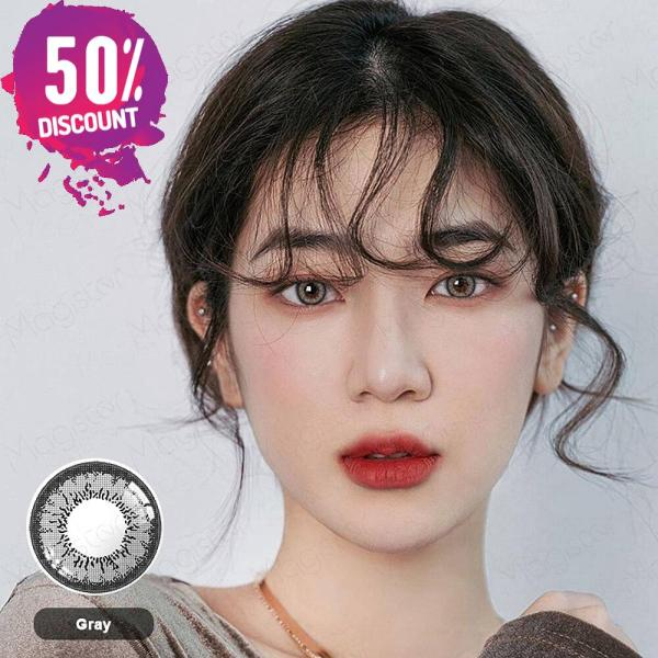 Flare Colored Eye Contact Lenses for Brown Green Blue Violet Gray Candy Color Eyes Eye Contact Lenses FREE SHIPPING 5