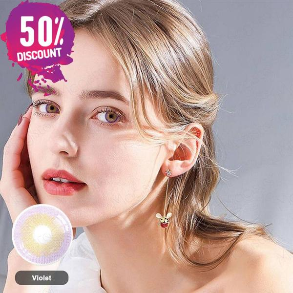 Mirage Natural Looking Colored Eye Contact Lenses – 1Year Use – Premium Quality Eye Contact Lenses FREE SHIPPING 8