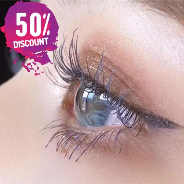 Gemstone Colored Eye Contact Lenses For Blue Green Pink Hazel Beautiful Colored Eyes Eye Contact Lenses FREE SHIPPING 4