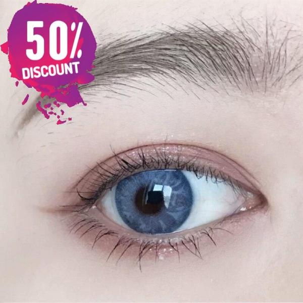 Gemstone Colored Eye Contact Lenses For Blue Green Pink Hazel Beautiful Colored Eyes Eye Contact Lenses FREE SHIPPING 6