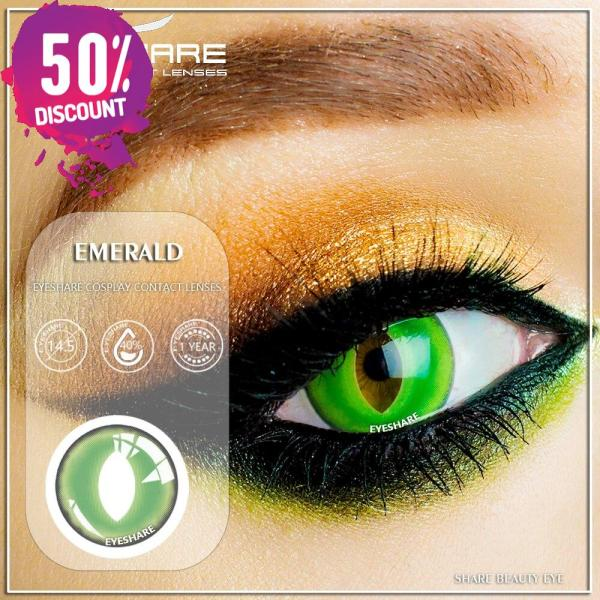 Genshin Impact Contact Lenses Halloween Anime Cosplay Colored Contacts Eye Contact Lenses FREE SHIPPING 7