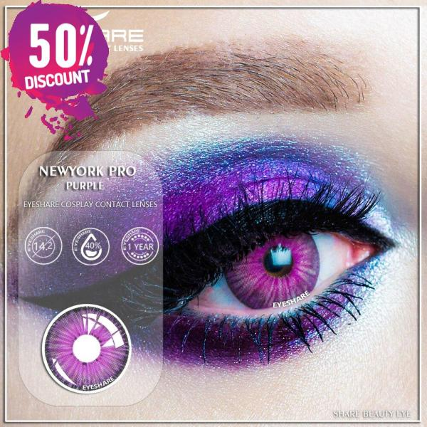 Genshin Impact Contact Lenses Halloween Anime Cosplay Colored Contacts Eye Contact Lenses FREE SHIPPING 4