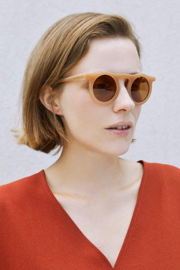 Carla Colour Lind Sunglasses Sap Faubourg