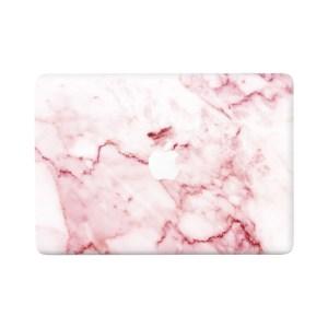 Lunso - vinyl sticker - MacBook Air 13 inch (2010-2017) - Marble Daisy