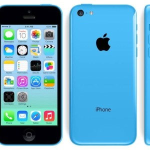 Refurbished Apple iPhone 5C 16GB Blauw Licht Gebruikt (4)