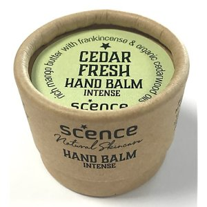 Scence Jojoba Hand Balsem - Cedar Fresh