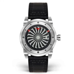 Zinvo Blade Silver Automatic