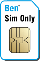 100 minuten / sms + 6000 MB + 1000 SMS