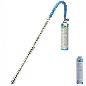 CFH PZ1500 onkruidbrander met gratis gasfles gasbrander en barbecue aansteker