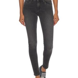 Calvin Klein Jeans Spijkerbroek Skinny in grijs voor Dames, grootte: 24-32