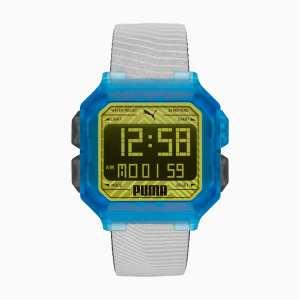 REMIX Unisex horloge, Grijs/Aucun | PUMA