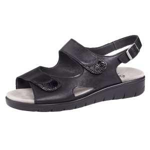 Sandaaltje Semler Zwart