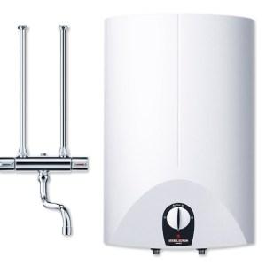 Stiebel Eltron Close-up Set 10 liter boiler en kraan