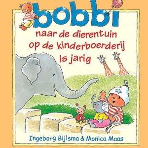 Bobbi - 3 in 1 (Naar de dierentuin, Op de kinderboerderij & Is jarig)