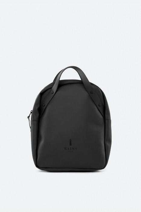 RAINS Backpack Go Black