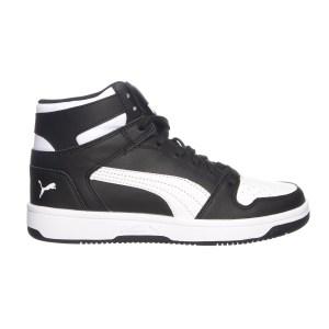 Sneaker Rebound Layup Mid Jr Puma