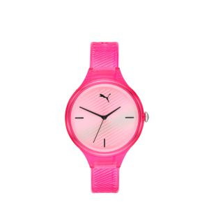 PUMA CONTOUR Ultra Slim horloge, Roze/Aucun