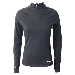 Björn Borg Carin sweater dames zwart
