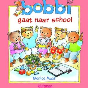 Bobbi gaat naar school - Monica Maas - Hardcover (9789020684247)