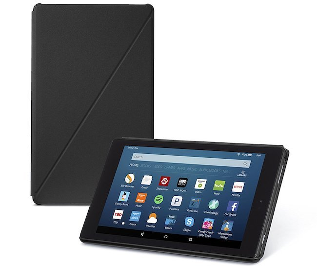 best amazon fire hd 8 tablet cases covers