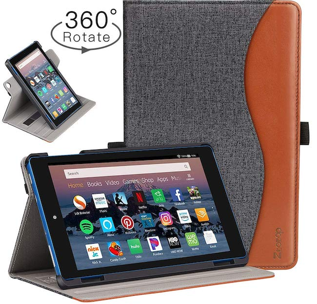 98a5468e5d6242 10 Best Amazon Fire HD 8 Tablet Cases and Covers | ShopForDevice