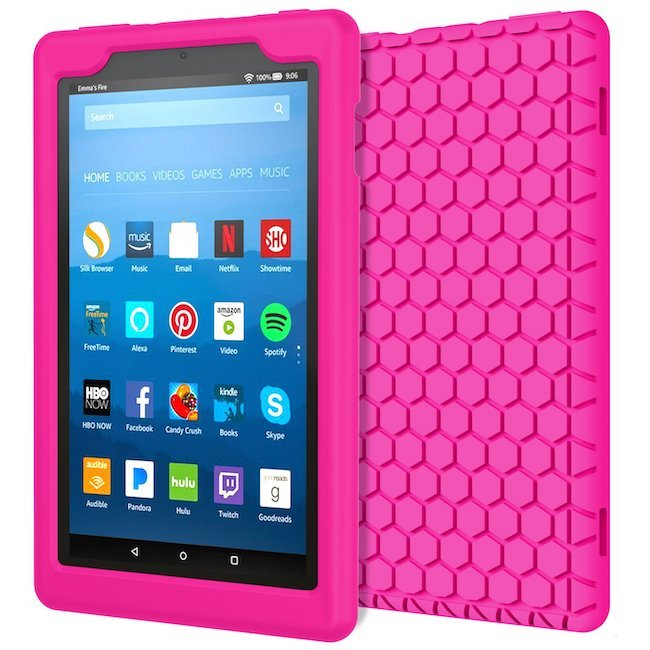 brand new 7743f d935d 10 Best Amazon Fire HD 8 Tablet Cases and Covers | ShopForDevice