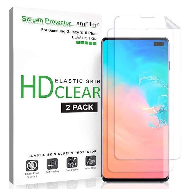 best galaxy s10 plus screen protectors