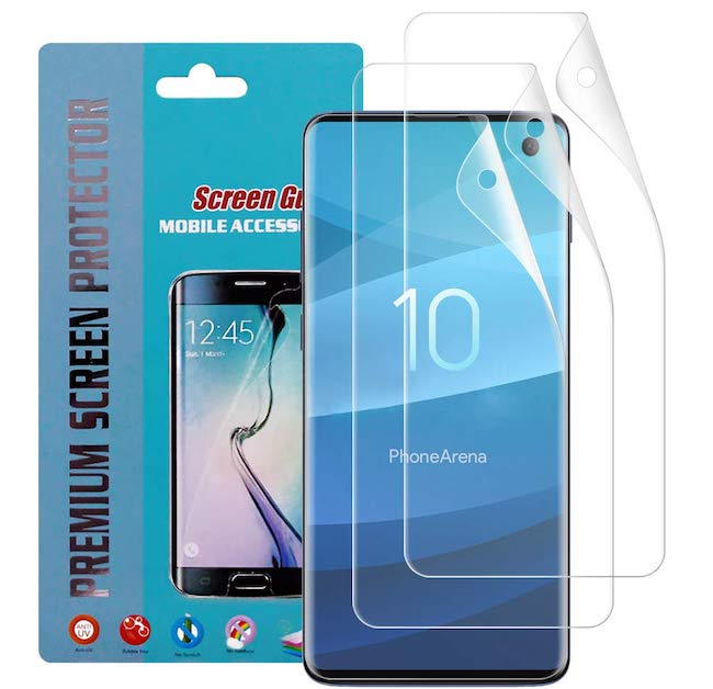 best galaxy s10 screen protectors