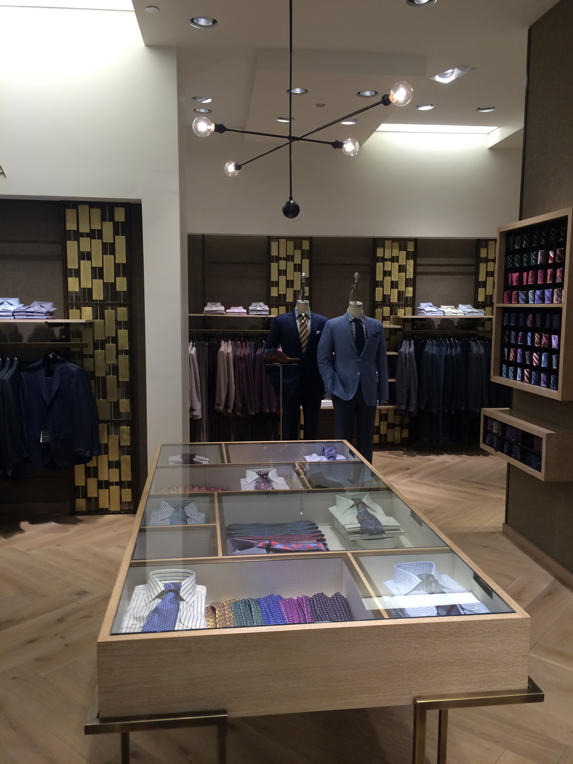 Saks Fifth Avenue Mens Store  Forever Chic