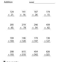 Elementary Math Worksheets Printable   shop fresh [ 1035 x 800 Pixel ]