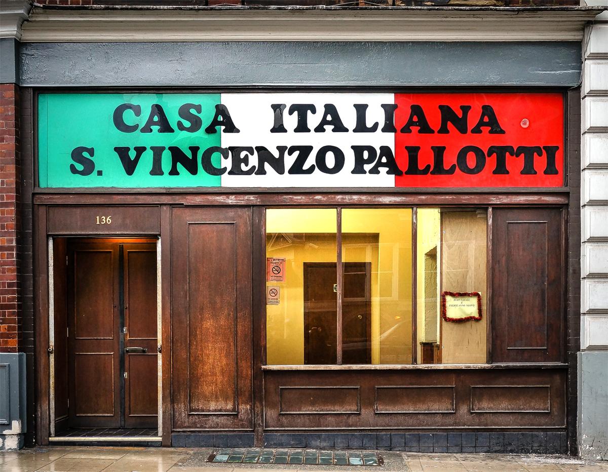 Casa Italiana Vincenzo Pallotti Londra
