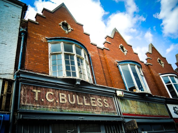 T. Bulless Kingston Art Shopfront Elegy