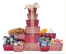 Chocolate Gift Baskets Towers Dallas Houston Plano TX